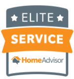elite service award for commercial roofing